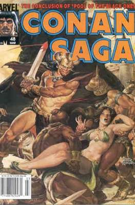 Conan Saga (Comic-book) #48