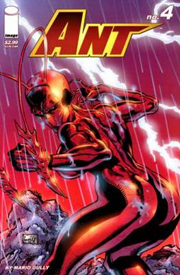 Ant (2005-2007) #4