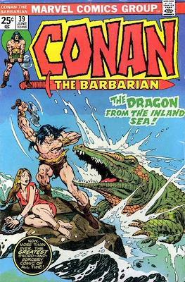 Conan The Barbarian (1970-1993) (Grapa, 32 págs.) #39