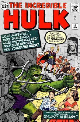 The Incredible Hulk Vol. 1 (1962-1999) #5