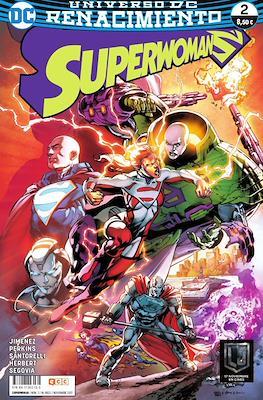 Superwoman. Renacimiento (Rústica 112-96 pp) #2