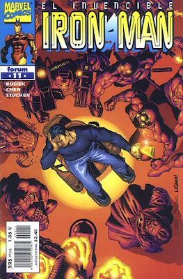 Iron Man Vol. 4 (1998-2000) #11