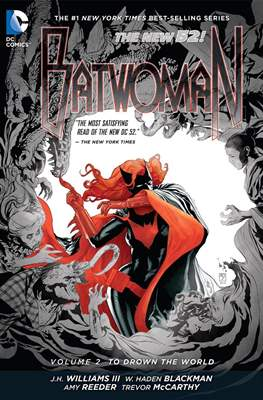 Batwoman Vol. 1 (2011-2015) (Softcover) #2