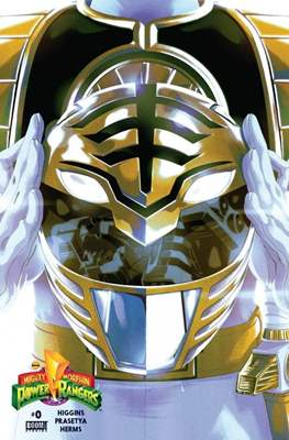 Mighty Morphin Power Rangers (Comic Book) #0.6