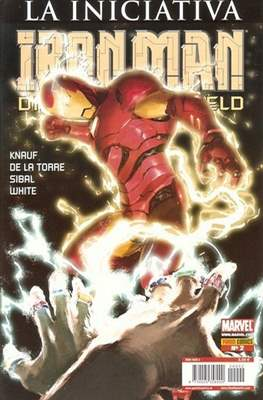 Iron Man: Director of SHIELD / Iron Man & Máquina de Guerra / El Invencible Iron Man (2008-2011) #2