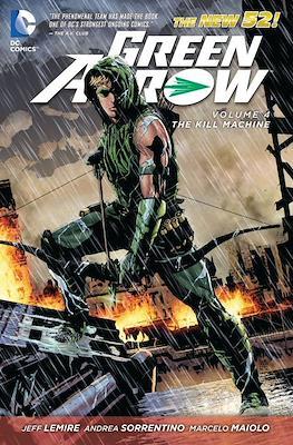 Green Arrow Vol. 5 (2011-2016) #4