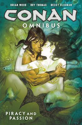 Conan Omnibus (Trade Paperback) #5