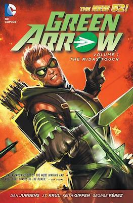 Green Arrow (2011-) New 52