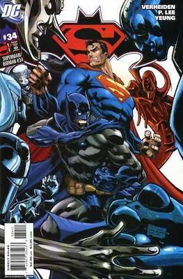 Superman / Batman (2003-2011) (saddle-stitched) #34