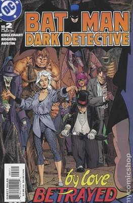 Batman: Dark Detective (2005) (Grapa) #2