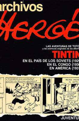 Archivos Hergé