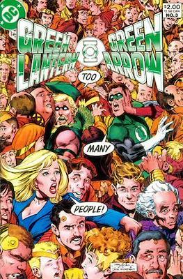 Green Lantern / Green Arrow (Comic Book.) #3