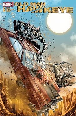 Old Man Hawkeye #6
