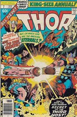 The Mighty Thor Annual (1966-1994) #7