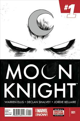 Moon Knight Vol. 5 (2014-2015) #1
