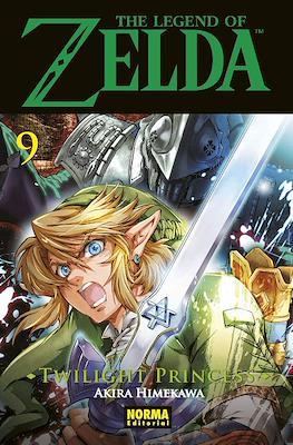 The Legend of Zelda: Twilight Princess (Rústica con sobrecubierta) #9