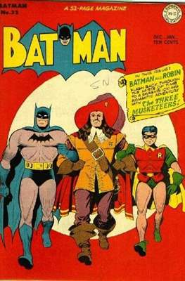 Batman Vol. 1 (1940-2011) (Comic Book) #32