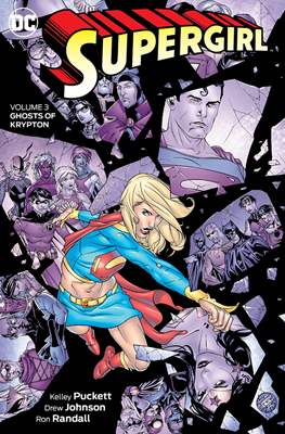 Supergirl Vol. 5 (2005-2011) (Softcover 248-304 pp) #3