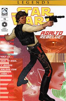 Star Wars: Asalto Rebelde (Grapas) #1