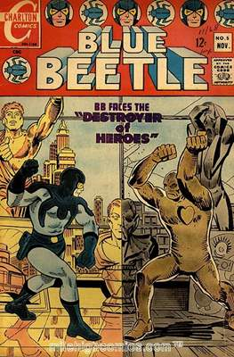 Blue Beetle Vol. 1 #5