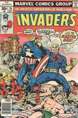 The Invaders #16