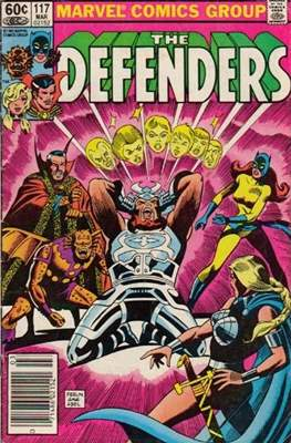 The Defenders vol.1 (1972-1986) #117