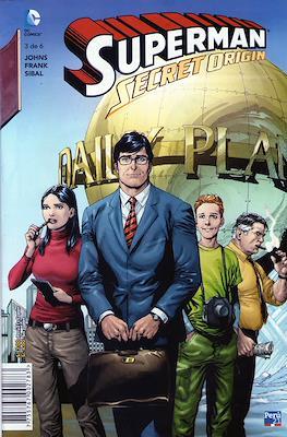 Superman. Origen secreto (Grapa) #3