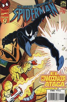 Las nuevas aventuras de Spiderman #9