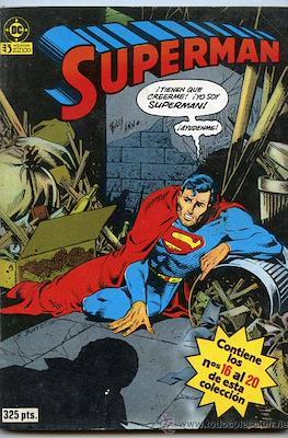 Superman (1984) (Retapado, Tomo rústica) #4