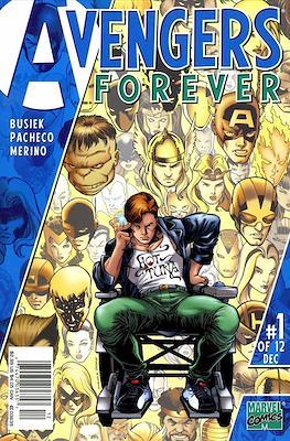 Avengers Forever (Comic Book) #1