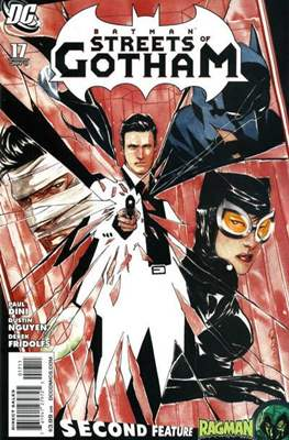 Batman: Streets of Gotham (2009-2011 Saddle-stitched) #17