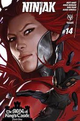 Ninjak(2015) (Comic-book) #14