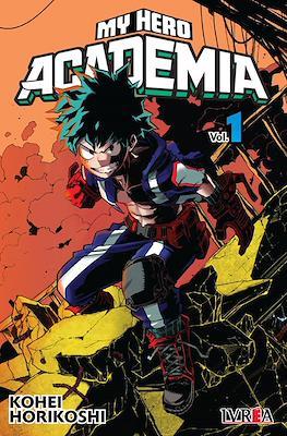 My Hero Academia - Portadas Alternativas (Rústica) #1