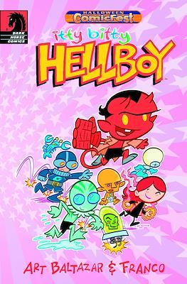 Itty Bitty Hellboy. Halloween ComicFest 2013