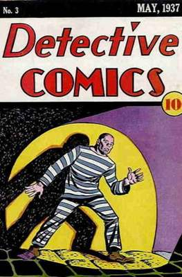 Detective Comics Vol. 1 (1937-2011; 2016-) (Comic Book) #3