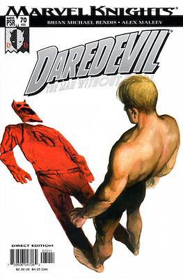 Daredevil Vol. 2 (1998-2011) (Comic Book) #70 (450)