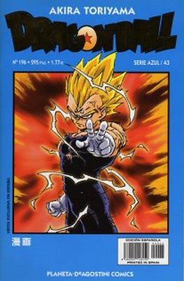 Dragon Ball - Serie Azul (Grapa) #196