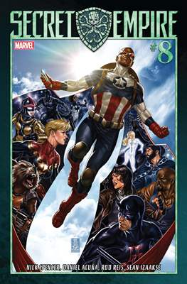 Secret Empire (Comic-book) #8
