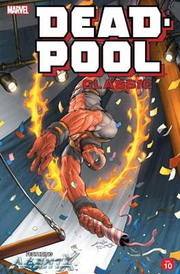 Deadpool Classic (Softcover) #10
