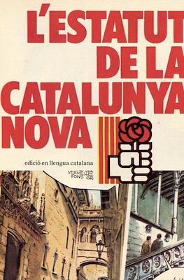 L'Estatut de la Catalunya nova
