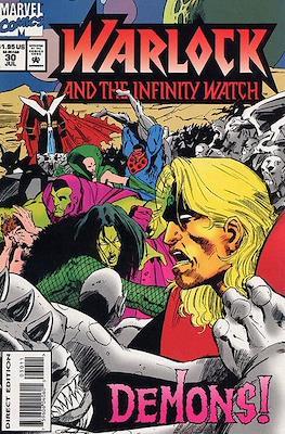 Warlock and the Infinity Watch (Comic-Book) #30