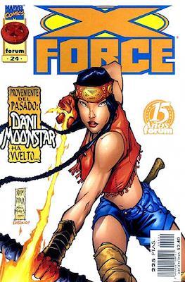 X-Force Vol. 2 (1996-2000) (Grapa 24 pp) #24