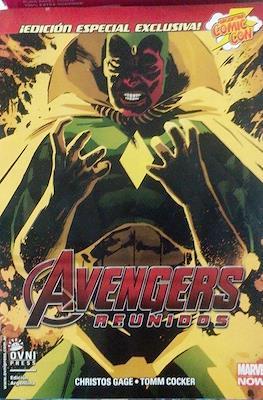 Avengers Reunidos - Edición especial exclusiva Argentina Comic-Con