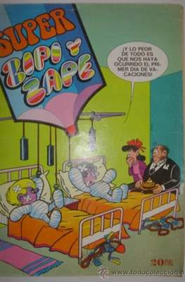 Super Zipi y Zape (Grapa, 64 páginas (1973)) #21