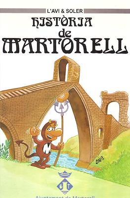 Història de Martorell en còmic
