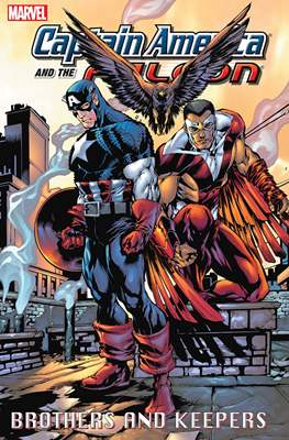 Captain America and The Falcon #2