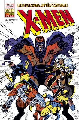 X-Men. Las historias jamás contadas. Marvel Gold (Rústica 176-192 pp) #2