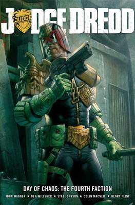 Judge Dredd: Day of Chaos (Rústica) #1