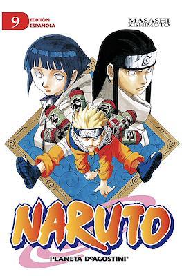 Naruto (Rústica con sobrecubierta) #9