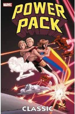 Power Pack Classic (Softcover 256-280 pp) #1